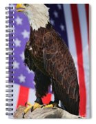 American Honor Spiral Notebook