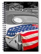 American Made Spiral Notebook