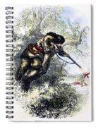 American Marksman Spiral Notebook
