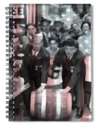 American Prohibition Spiral Notebook