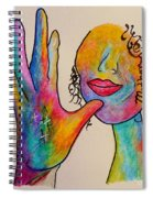 American Sign Language . . .  Mother Spiral Notebook