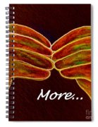 American Sign Language More Spiral Notebook