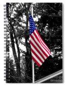 American Spirit Spiral Notebook