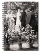 American Wedding, 1900 Spiral Notebook