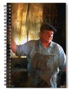 American Workingman Spiral Notebook