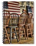 Americana Spiral Notebook