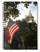 America's Downtown Spiral Notebook