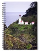 America's Favorite Lighthouse Spiral Notebook