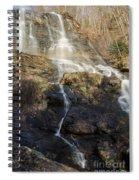 Amicalola Falls  Rainbow Spiral Notebook
