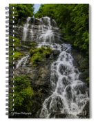Amicola Falls Spiral Notebook