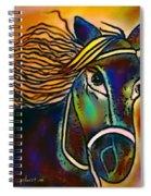 Amigos Spiral Notebook