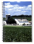 Amish Country - 38 Spiral Notebook