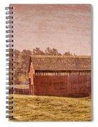 Amish Farm Spiral Notebook