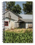 Amish Farm In Tennessee Spiral Notebook