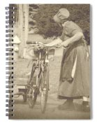 Amish Times Spiral Notebook