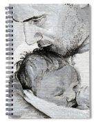 Amit And Mika Spiral Notebook