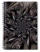 Among The Shoals Spiral Notebook