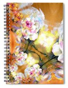 Amour Infinity Spiral Notebook