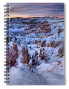 Amphitheater Sunrise Spiral Notebook