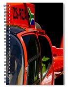 Ams Waiting Spiral Notebook