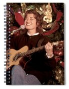Amy Grant Spiral Notebook