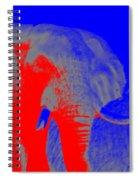 an Afternoon in Africa Spiral Notebook