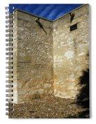 An Alamo View Spiral Notebook