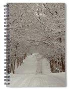 An American Quilt Spiral Notebook