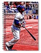 An American Sport Spiral Notebook