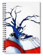 An American Tree Spiral Notebook