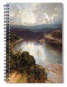 An Australian Fjord Spiral Notebook