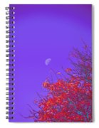 An Autumn Morning Spiral Notebook
