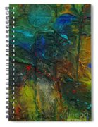 An Earthly Haven Spiral Notebook
