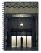 An Elegant Escape - Chicago Spiral Notebook