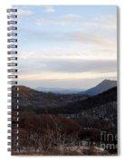 An Elk Knob View Spiral Notebook