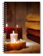 An Evening At The Spa Spiral Notebook