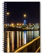 An Evening In Sioux City Spiral Notebook