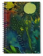 An Evening In Spring Spiral Notebook
