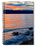 An Evening To Remember Spiral Notebook