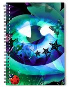 An Eye For Nature Spiral Notebook