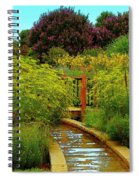 An Impressionists View Spiral Notebook