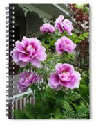 An Inviting Welcome Spiral Notebook