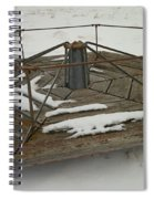An Old Marry Go Round Spiral Notebook