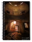 An Old Ruined Building Spiral Notebook