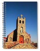 An Old Stone Church Spiral Notebook