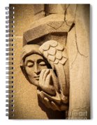 An Outside Prayer Spiral Notebook