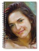 Ana 2010 Spiral Notebook