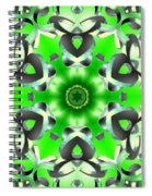 Anahata Conjunction Spiral Notebook