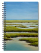 Anahuac Afternoon Spiral Notebook
