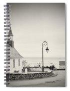 Analog Photography - Tadoussac Spiral Notebook